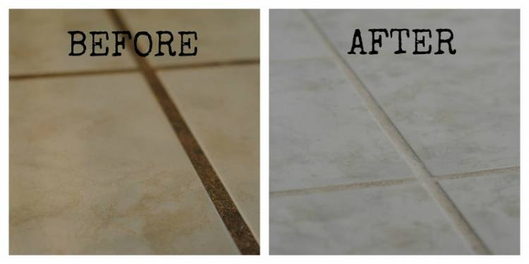 Grout It Out How To Clean Grout Perfection Cleaning BC House - What will clean grout on tile floor